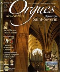 Pascale Rouet - Orgues Nouvelles N° 16 : . 1 Cédérom + 1 CD audio