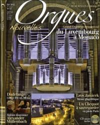 Pascale Rouet - Orgues Nouvelles N° 17 : . 1 Cédérom + 1 CD audio