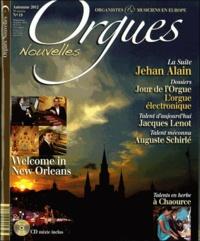 Pascale Rouet - Orgues Nouvelles N° 18 : . 1 Cédérom + 1 CD audio