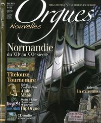 Artimedia - Orgues Nouvelles N° 21 : . 1 Cédérom + 1 CD audio