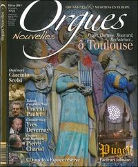 Artimedia - Orgues Nouvelles N° 23 Hiver 2014 : . 1 Cédérom + 1 CD audio