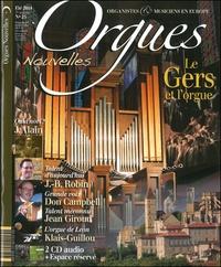 Artimedia - Orgues Nouvelles N° 25 : .