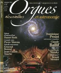 Artimedia - Orgues Nouvelles N° 26 : .