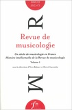 Société Française Musicologie - Revue de musicologie Tome 103 N° 2 (2017) : .