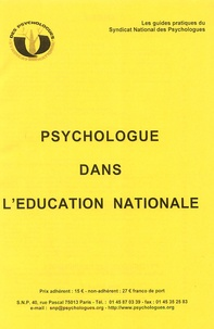 Openwetlab.it Psychologue dans l'Education nationale Image