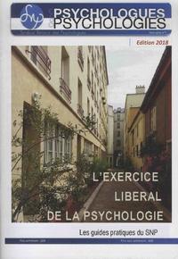 Marie-France Jaqmin et Jacques Borgy - Psychologues et psychologies Hors-série N° 1 : L'exercice libéral de la psychologie.
