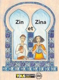 Syrine et Agnès Mosnier - Zin et Zina. 1 Cassette audio