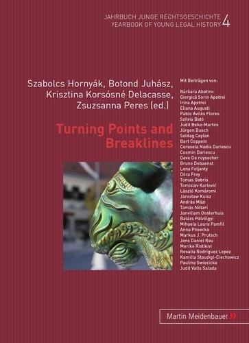 Szabolcs Hornyák et Botond Juhász - Turning Points and Breaklines.