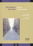 Szymon Bogacz - Récits (in)humains - Edition bilingue français-polonais.