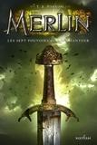 T. A. Barron - Merlin Tome 2 : Les sept pouvoirs de l'enchanteur.