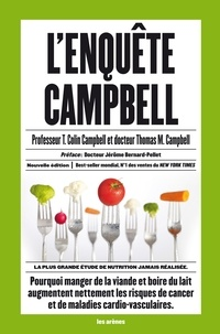 Iphone ebooks téléchargement gratuit L'Enquête Campbell par T Colin Campbell, Thomas M Campbell RTF in French 9782352042419