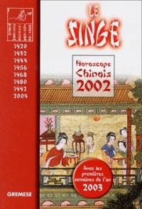 Alixetmika.fr Le singe. Horoscope chinois 2002 Image