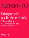 T-M King et M Nelson - Diagnostic au lit du malade - Checklist.