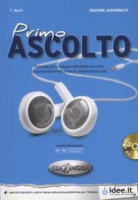 Goodtastepolice.fr Primo Ascolto - Libro elementare A1-A2 - Materiale per lo sviluppo dell'abilità di ascolto e la preparazione alla prova comprensione orale Image
