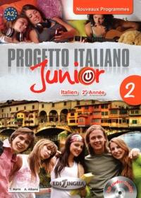 Italien 2e année Progetto Italiano Junior - Volume 2,Un concorso A2.pdf