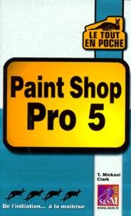 Paint Shop Pro 5 - T-Michael Clark | Showmesound.org