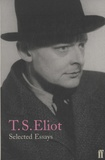 T-S Eliot - Selected Essays.