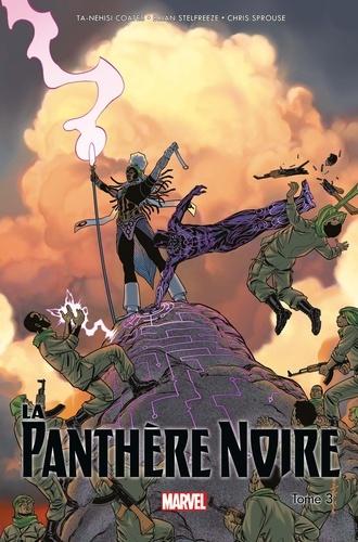 La panthère noire Tome 3 Une nation en marche (III)