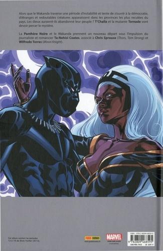 La panthère noire Tome 4 Vengeurs du nouveau monde