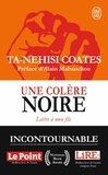 Ta-Nehisi Coates - Une colère noire - Lettre à mon fils.