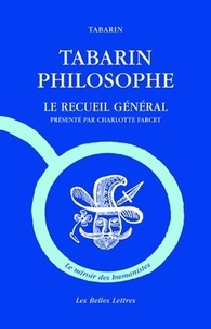 Tabarin - Tabarin philosophe - Le Recueil Général.