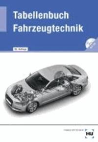 Tabellenbuch Fahrzeugtechnik / Formelsammlung Fahrzeugtechnik.