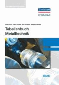Tabellenbuch Metalltechnik.