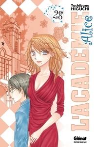 Tachibana Higuchi - L'Académie Alice - Tome 28.
