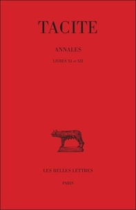 Tacite - Annales - Tome 3, Livres XI-XII.