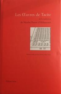 Deedr.fr Les Oeuvres de Tacite de la traduction de Nicolas Perrot d'Ablancourt Image