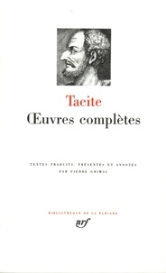 Tacite - Oeuvres complètes.