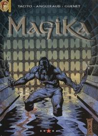 Deedr.fr Magika Tome 1 : Rêves de sang Image