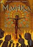 Tacito et  Guenet - Magika Tome 2 : Les versets de feu.