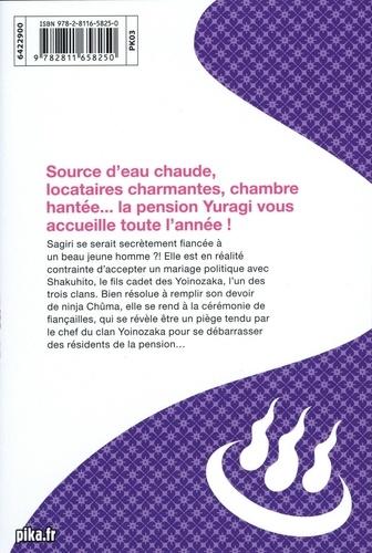 Yûna de la pension Yuragi Tome 16