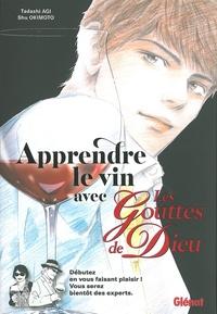 Tadashi Agi et Shu Okimoto - Apprendre le vin avec les Gouttes de Dieu.
