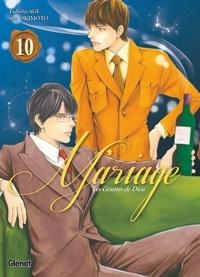 Tadashi Agi et Shu Okimoto - Les Gouttes de Dieu - Mariage Tome 10 : .
