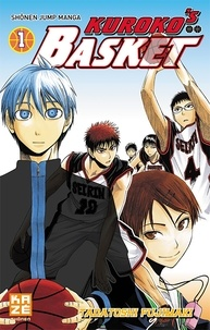 Tadatoshi Fujimaki - Kuroko's Basket Tome 1 : .