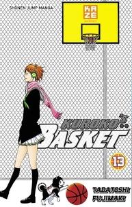 Tadatoshi Fujimaki - Kuroko's Basket Tome 13 : .
