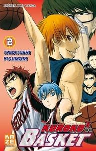Tadatoshi Fujimaki - Kuroko's Basket Tome 2 : .