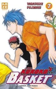 Tadatoshi Fujimaki - Kuroko's Basket Tome 7 : .