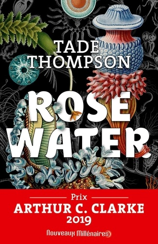 Tade Thompson - Rosewater.