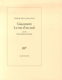 Giacometti - La rue dun seul suivi de Visite fantôme de latelier.pdf