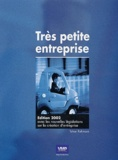 Tahar Rahmani - Très petite entreprise - Edition 2002.