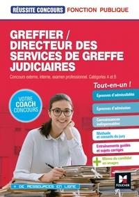 Tahri - Réussite Concours - Greffier/Directeur des services de greffe judiciaires - Préparation complète.