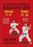 Taiji Kase - Les katas de base de karaté shotokan - Heian et Tekki.