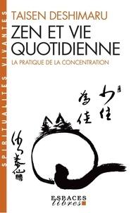 Taisen Deshimaru - .