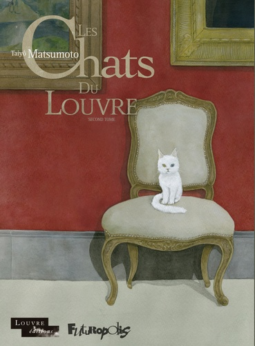 Les chats du Louvre Tome 2