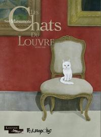 Taiyô Matsumoto - Les chats du Louvre Tome 2 : .