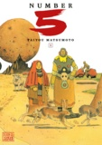 Taiyou Matsumoto - Number 5 Tome 1 : .