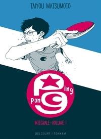 Taiyou Matsumoto - Ping Pong Intégrale Tome 1 : .